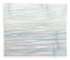 Bottom Left Panel Fleece Blanket