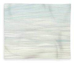 Bottom Right Panel Fleece Blanket