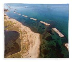 Breakwater Fleece Blanket