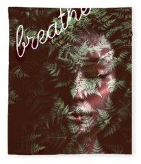 Breathe Fleece Blanket