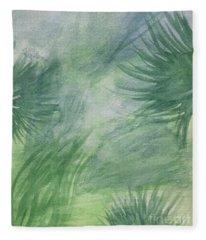 Beach Collection Breeze 1 Fleece Blanket