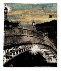 Bridge IIi Fleece Blanket