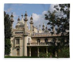 Brighton Royal Pavilion 1 Fleece Blanket