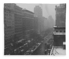 Broadway Fleece Blanket