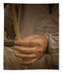 Broom  Maker Fleece Blanket