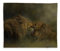 Brotherly Love Fleece Blanket