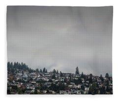 Burnaby Hill Fleece Blanket