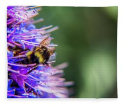 Busy Bee 2 Fleece Blanket