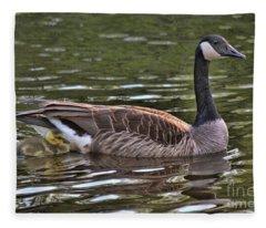 By Your Side Fleece Blanket