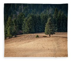 Caldera Edge Fleece Blanket