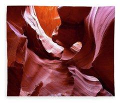 Canyon Colors Fleece Blanket