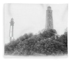 Cape Henry Fleece Blanket
