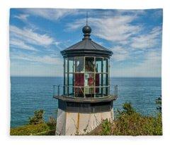 Cape Mereas Light Fleece Blanket