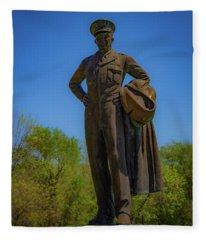 Carlyle Ike Fleece Blanket
