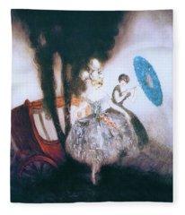 Carriage - Digital Remastered Edition Fleece Blanket