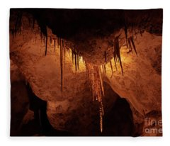 Cathedral Of The Rising Sun Fleece Blanket