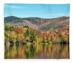 Change Of The Season Fleece Blanket