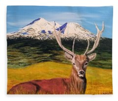 Chillin' Fleece Blanket
