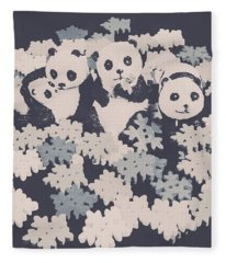 Chilling Out Fleece Blanket