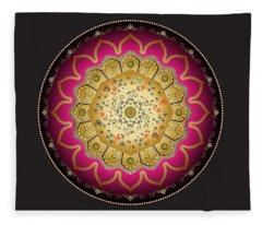 Circumplexical No 3473 Fleece Blanket