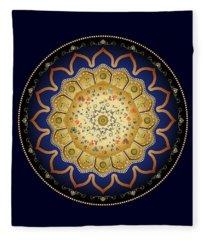 Circumplexical No 3475 Fleece Blanket