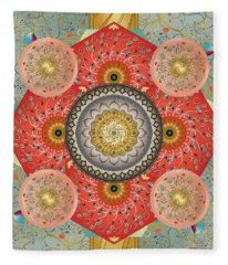 Circumplexical No 3479 Fleece Blanket