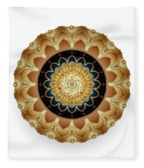 Circumplexical No 3481 Fleece Blanket