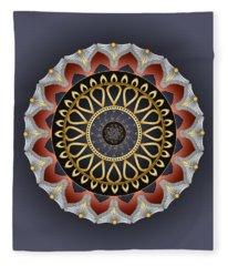 Circumplexical No 3482 Fleece Blanket