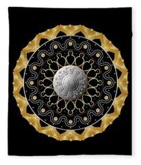 Circumplexical No 3485 Fleece Blanket