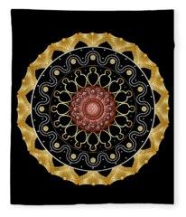 Circumplexical No 3486 Fleece Blanket