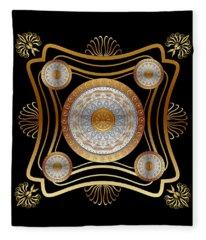Circumplexical No 3964 Fleece Blanket