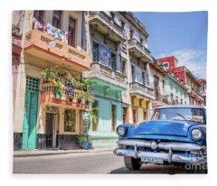 Cuba Fleece Blankets