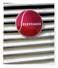 Classic Studebaker Logo Fleece Blanket
