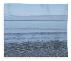 Clear Lake Superior Fleece Blanket