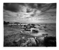 Coastal Light II Fleece Blanket