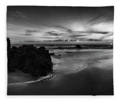 Coastal Light IIi Fleece Blanket