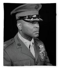 Colonel Trimble Fleece Blanket