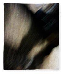 Color Bound Fleece Blanket
