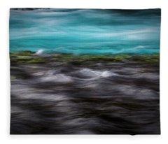 Colors Of The Metolius Fleece Blanket