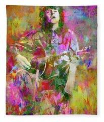 Colours, Donovan Fleece Blanket