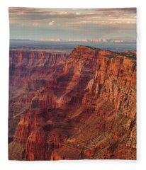 Comanche Point Fleece Blanket