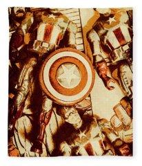 Comic Collector Inc. Fleece Blanket