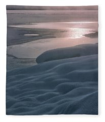 Contentment Fleece Blanket