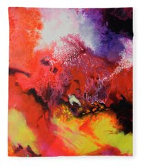 Continuity, Canvas One Fleece Blanket