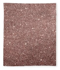 Cooper Glitter Fleece Blanket