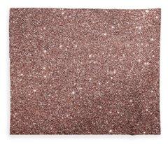 Cooper Glitter Fleece Blanket