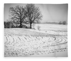 Corn Snow Fleece Blanket