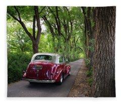 Cottonwood Classic Fleece Blanket