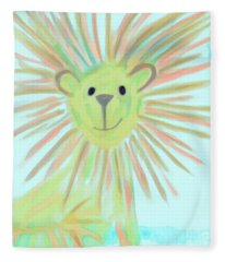 Courage Fleece Blanket