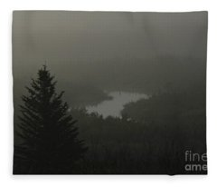 Creek Unveiled Fleece Blanket